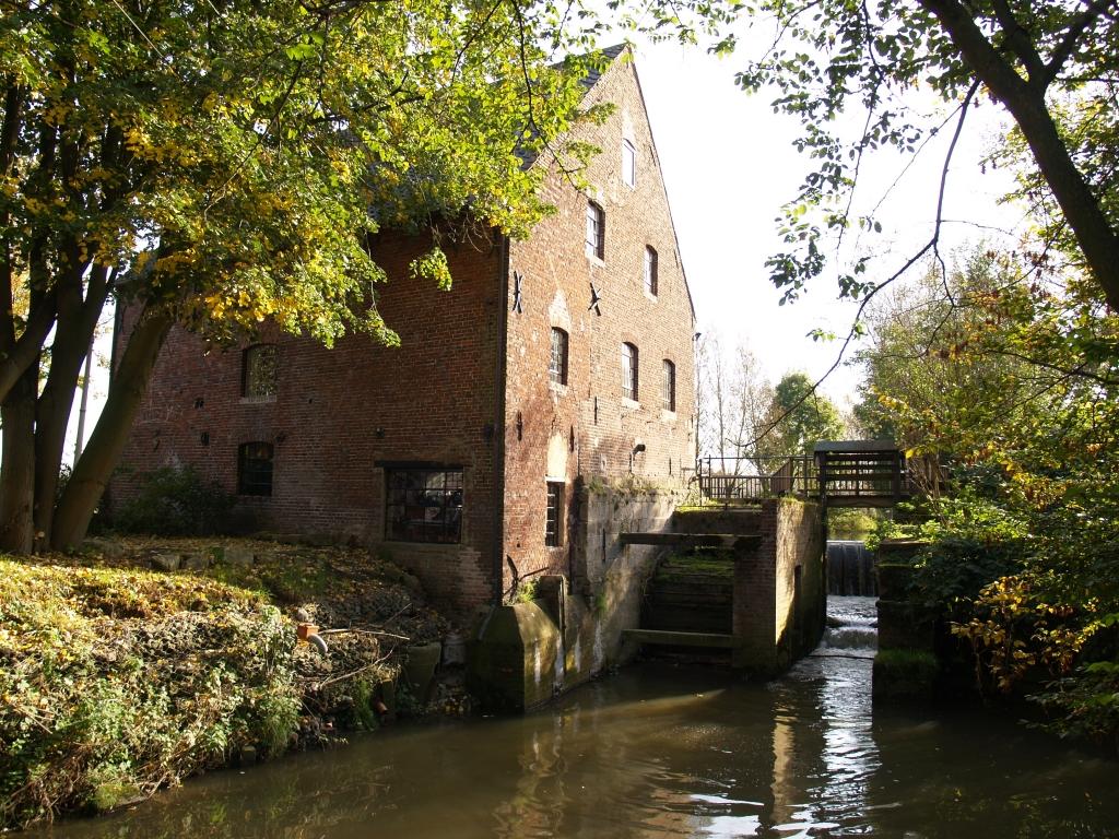 Gemeente Zwalm - Toerisme - Bostmolen